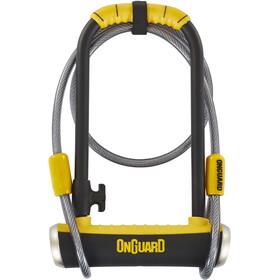 Onguard Pitbull DT 8005 U-Lock 115x230 mm Ø14 mm